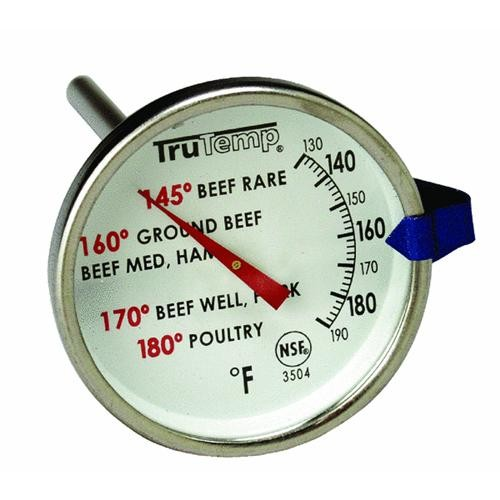 Taylor Precision TruTemp Meat Dial Kitchen Thermometer