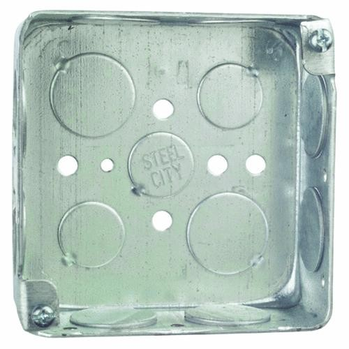 Thomas & Betts Steel Square Box