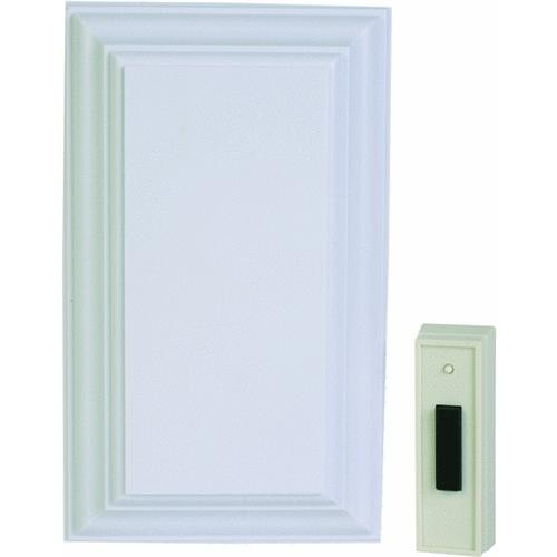 Thomas & Betts Battery Operated Wireless Door Chime