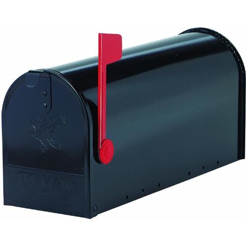 Solar Group Elite Series Rural Mailbox