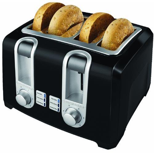 Spectrum Brands/Black & Decker Black & Decker 4-Slice Toaster