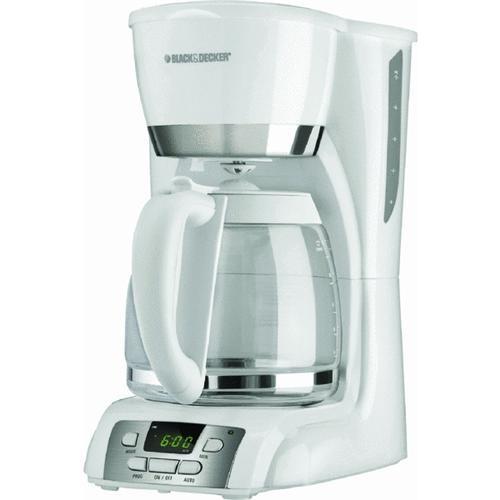 Spectrum Brands/Black & Decker Black & Decker 12 Cup Programmable Coffeemaker