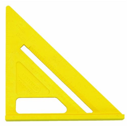 Stanley Quick Square Plastic Rafter Angle Square