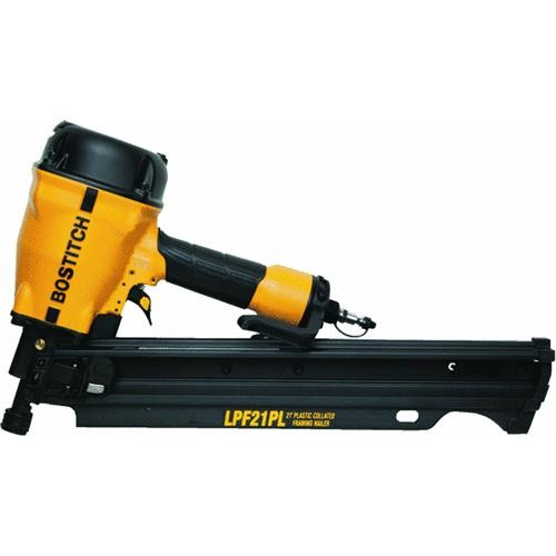Stanley Bostitch Low Profile Plastic Collated Framing Nailer