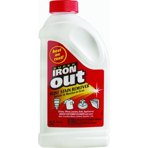 Summit Brands Super Iron Out All-Purpose Rust and Stain Remover