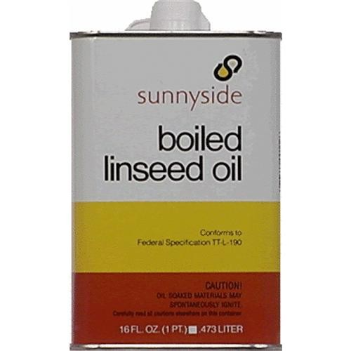 Sunnyside Corp. Sunnyside Boiled Linseed Oil