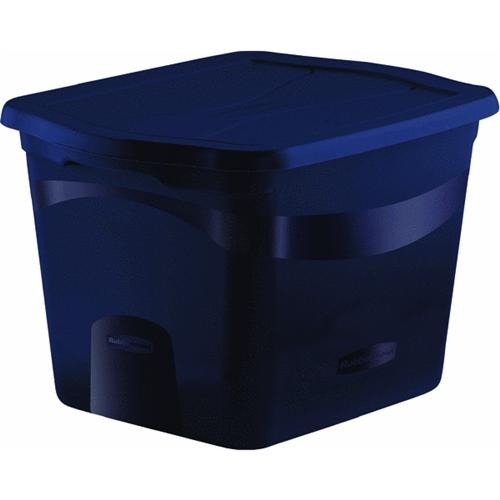 Rubbermaid Home Rubbermaid Clever Store Storage Tote