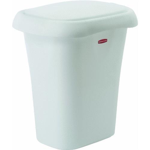 Rubbermaid Home Rubbermaid Touch Top Linerlock Wastebasket