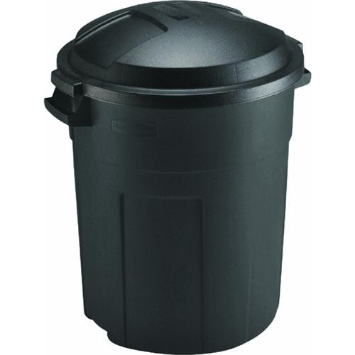 Rubbermaid Home Rubbermaid Snap-Fit Lid Trash Can