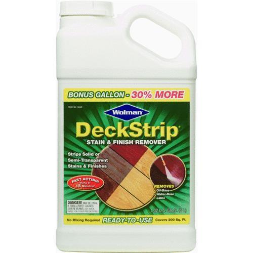 Rust Oleum DeckStrip Stain & Finish Remover Deck Stripper
