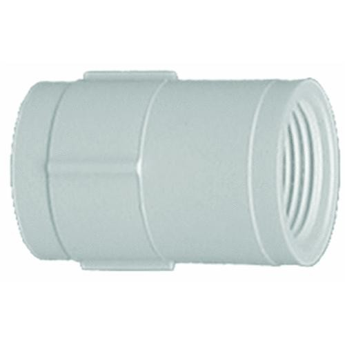 Genova PVC Schedule 40 Threaded Coupling