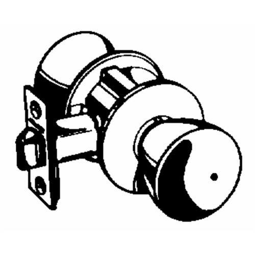 Schlage Lock Bell Box Pack Privacy Knob Lockset