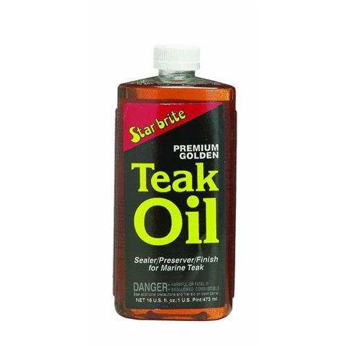 Seachoice Prod Startbrite Premium Golden Teak Oil Finish
