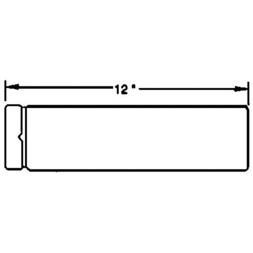 Selkirk Adjustable Length Pellet Stove Pipe