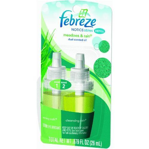 Procter & Gamble Febreze Air Freshener Refill