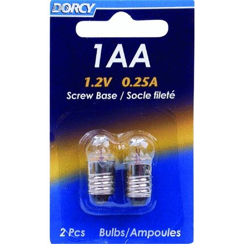 Dorcy International Replacement AA Flashlight Bulb