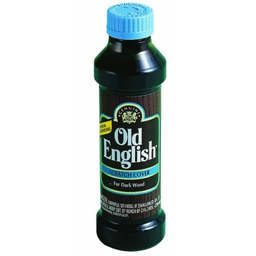 Reckitt & Benckiser Old English Scratch Cover Wood Polish