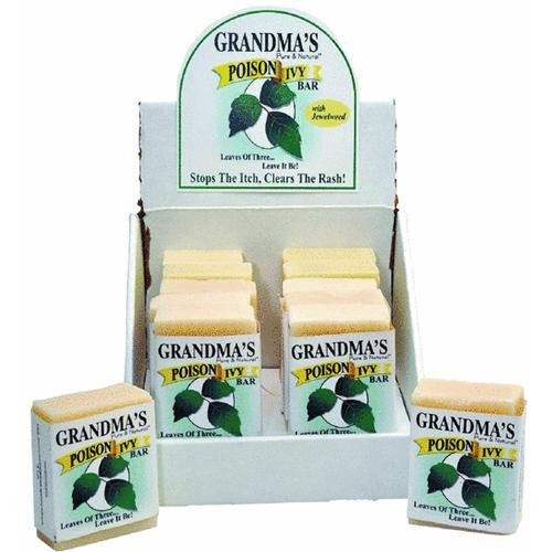 Remwood Prod. Grandma's Pure & Natural Poison Ivy Bar