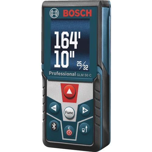 Robt. Bosch Tool Bosch 165 Ft. Laser Distance Measurer with Bluetooth