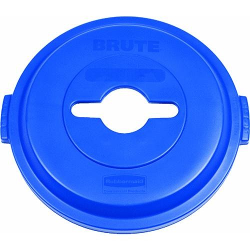 Rubbermaid Comm. Rubbermaid Recycle Trash Can Lid