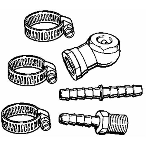 Plews/Lubrimatic Hose Repair Kit