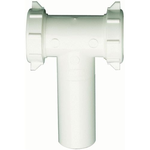 Plumb Pak/Keeney Mfg. Plastic Center Outlet Tee and Tailpiece Slip-Joint