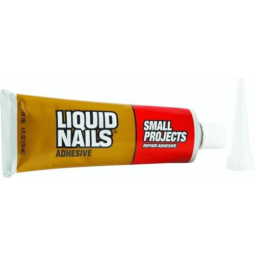 PPG Inc Liquid Nails Liquid Nails Small Projects Multi-Purpose Adhesive