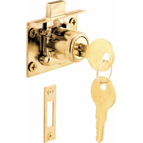 Prime Line Prod. Mortise Door And Drawer Lock