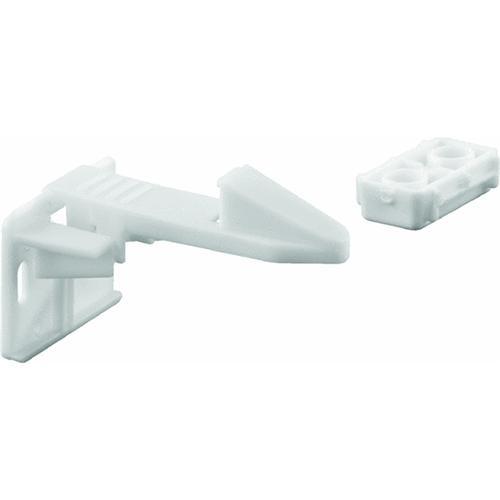 Prime Line Prod. Cabinet & Drawer Lock Spring Safety Latch