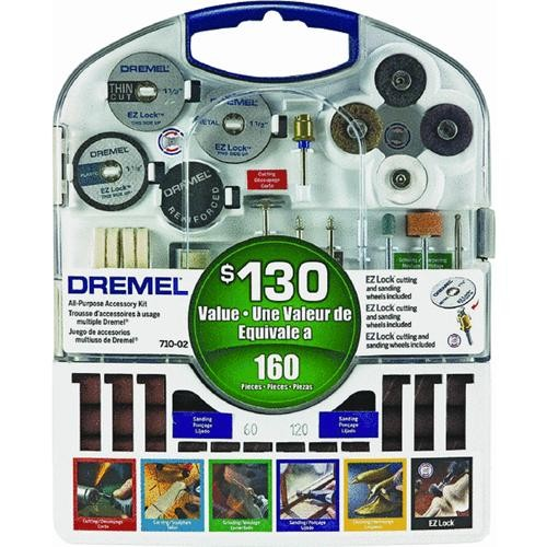 Dremel Dremel 160-Piece All-Purpose Rotary Tool Kit