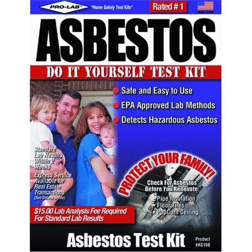 Pro Lab Inc. Asbestos Test Kit