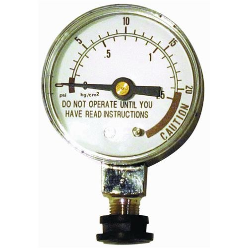 National Presto Presto Steam Pressure Gauge With Adapter