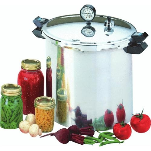 National Presto Presto Aluminum Pressure Cooker/Canner