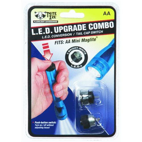 Nite Ize Mag LED Combo Upgrade Kit