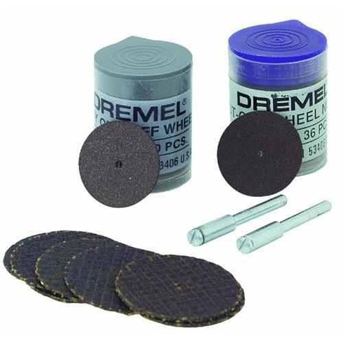 Dremel 69-Piece Cut-Off Wheel Set