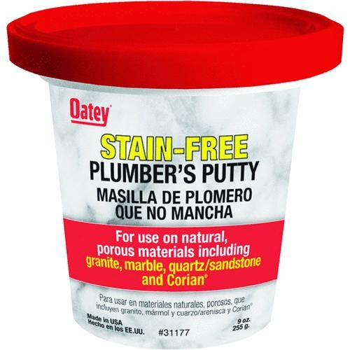 Oatey 9 Oz. Oil-free Plumber's Putty