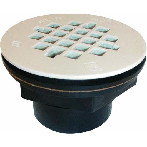 Oatey Shower Drain With Strainer