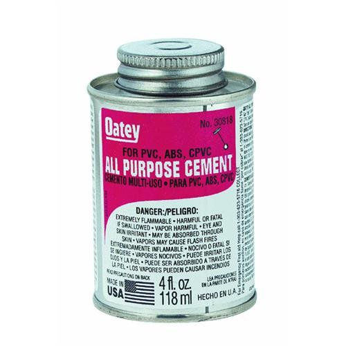 Oatey All-Purpose Cement