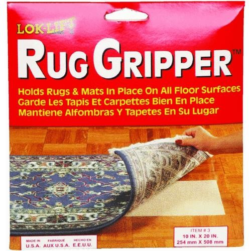 Optimum Technologies Rug Gripper Lok-Lift Nonslip Rug Pad