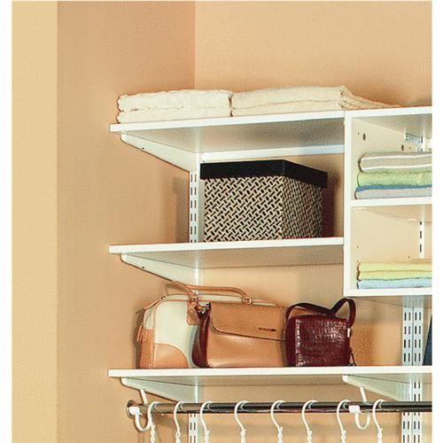 Organized Living Melamine Shelf