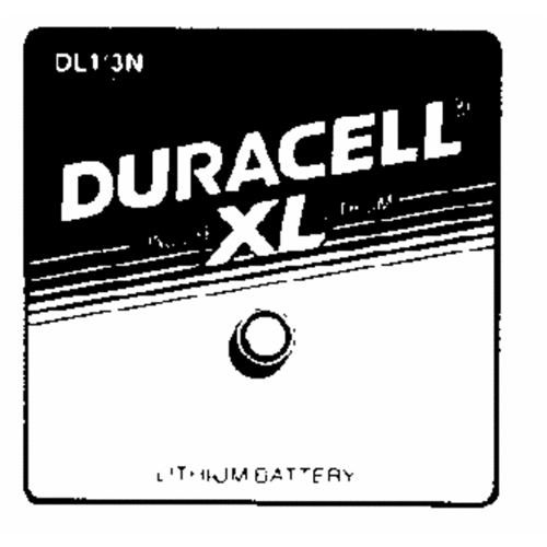 P & G/ Duracell 3.0V Photo Electronic Battery