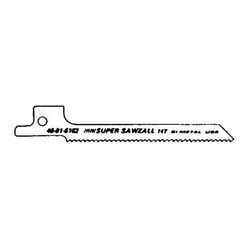 Milwaukee Accessory Milwaukee Sawzall Scroll Reciprocating Saw Blade