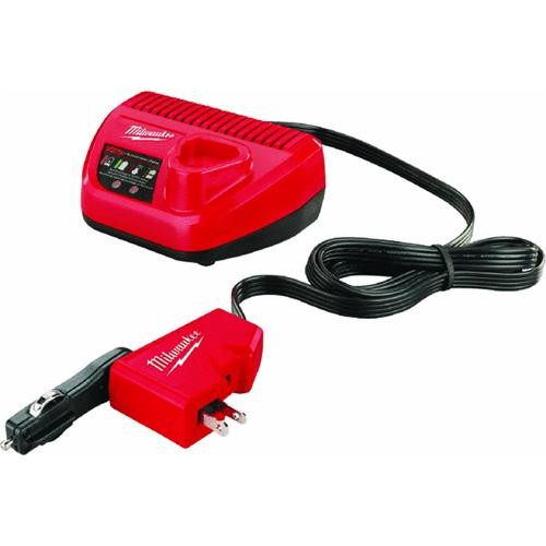 Milwaukee Elec.Tool Milwaukee M12 12V AC/DC Lithium-Ion Battery Charger