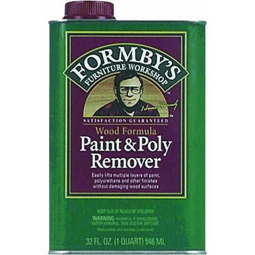 Minwax Formby's Paint & Poly Remover