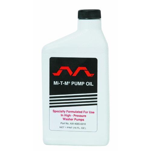 MI-T-M Corp Pump Oil