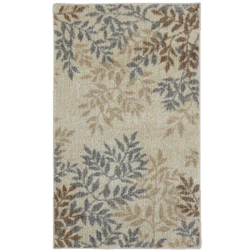 Mohawk Home Products Mohawk Sylvara Layered Leaf Area Rug
