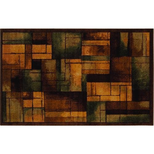 Mohawk Home Products Box Pattern Print Rug