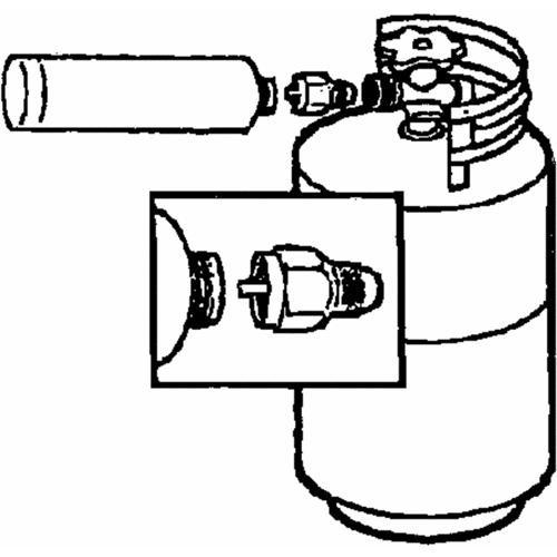 Mr. Heater Propane Tank Refill Adaptor