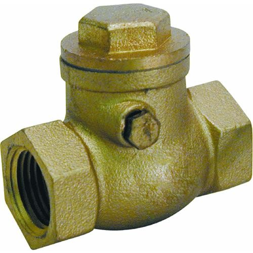 Mueller/B & K Low Lead Brass Swing Check Valves