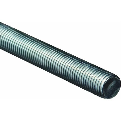 National Mfg. Coarse Thread Steel Rod